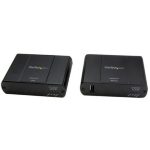 StarTech.com 1 Port USB 2.0 over Cat5 / Cat6 Ethernet Extender - up to 330ft (100m) USB2001EXT2