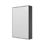 Seagate One Touch external hard drive 5000 GB Silver