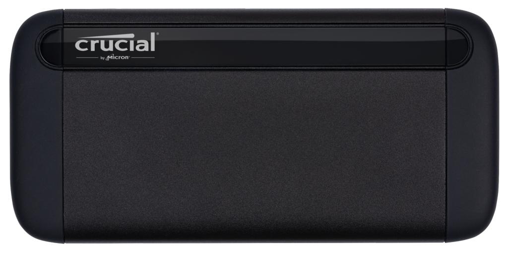 Crucial X8 1000 GB Negro