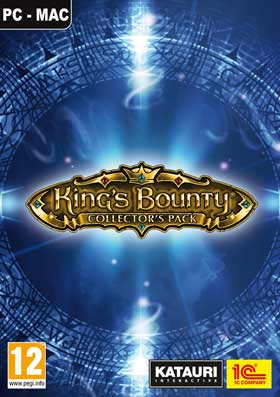 Nexway 776635 video game add-on/downloadable content (DLC) Video game downloadable content (DLC) PC/Mac King's Bounty - Collector's Pack Español