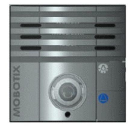 Mobotix MX-T24M IP security camera indoor & outdoor Dome Grey
