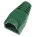 Microconnect Boots RJ-45 Plugs Green