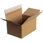 Fellowes 7375001 package Packaging box Brown 1 pc(s)