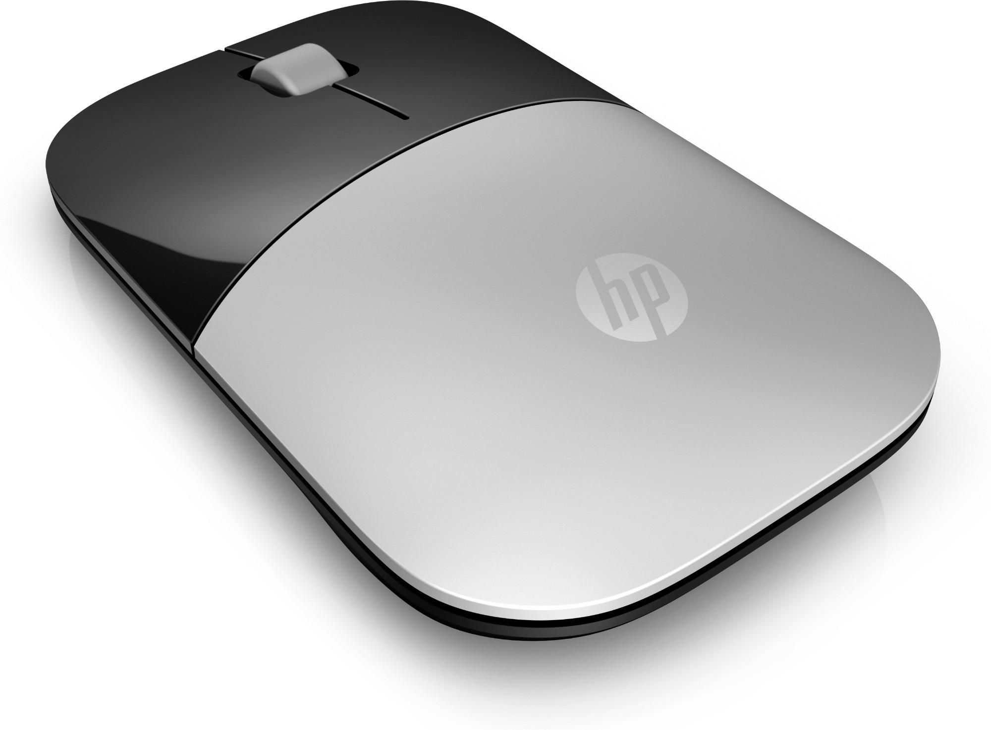 HP Z3700 mouse RF Wireless Optical 1200 DPI Ambidextrous