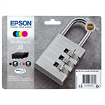 Epson C13T35864010 (35) Ink cartridge multi pack, 16,1ml + 3x9,1ml, Pack qty 4
