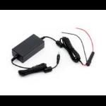 Zebra P1063406-031 adaptador e inversor de corriente Auto Negro