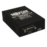 Tripp Lite VGA with Audio over Cat5/Cat6 Extender, Box-Style Receiver, 1920x1440 at 60Hz, Up to 305 m (1,000-ft.)