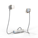 ifrogz Impulse Duo In-ear Stereofonisch Draadloos Zilver mobielehoofdtelefoon