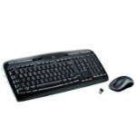 Logitech MK330 keyboard RF Wireless QWERTY Spanish Black,Grey