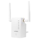 Edimax AC1200 Network transmitter & receiver 10,100,1000 Mbit/s White