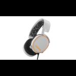 Steelseries ARCTIS 5 Binaural Head-band Black,White headset