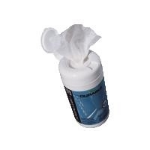 Durable SCREENCLEAN Box disinfecting wipes