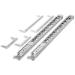 HP X450 4U/7U Universal 4-Post Rack Mounting Kit