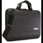 """Thule Gauntlet 4.0 TGAE-2356 Black notebook case 38.1 cm (15"""") Sleeve case 3203976"""