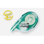 Tombow Mono YXE correction tape 16 m Green, Transparent, White