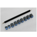 MicroSpareparts Roller kit Laserjet 9000/9050