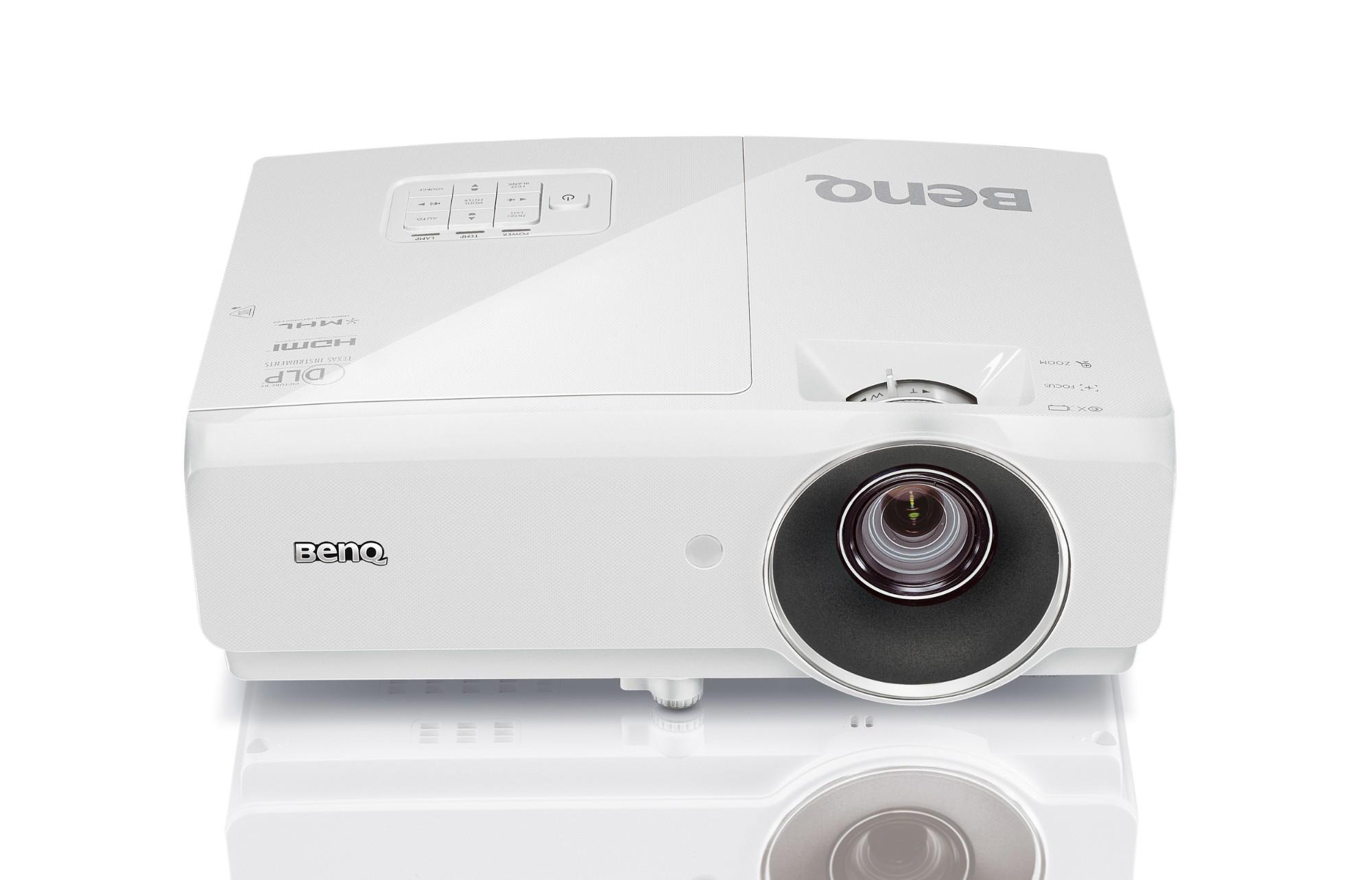 Benq MX726 4000ANSI lumens DLP XGA (1024x768) 3D Portable projector Silver