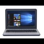 "ASUS W202NA-GJ0022RA notebook 29.5 cm (11.6"") 1366 x 768 pixels Intel® Celeron® N 4 GB LPDDR3-SDRAM 64 GB eMMC Wi-Fi 5 (802.11ac) Windows 10 Pro Education Blue"