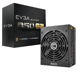 EVGA SuperNOVA 850w GOLD PSU