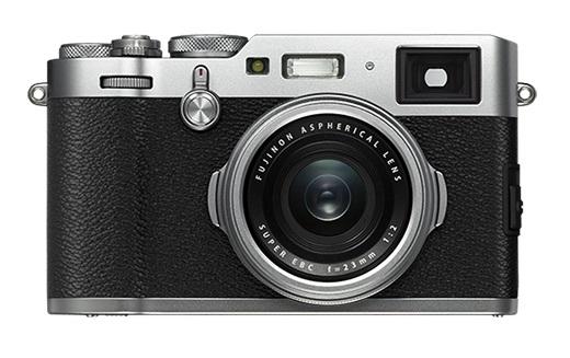 Fujifilm X 100F Compact camera 24.3MP CMOS III 6000 x 4000pixels Silver