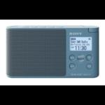 Sony XDR-S41D radio Portable Digital Blue