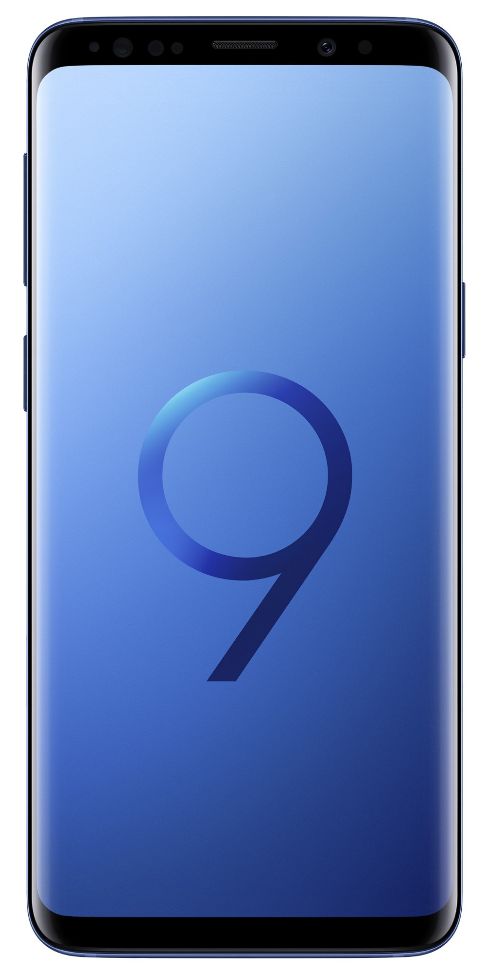 "Samsung Galaxy S9 SM-960F 5.8"" Single SIM 4G 4GB 64GB 3000mAh Blue SM-G960FZBABTU"