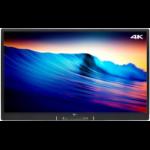 "Genee World TOU070010 Digital signage flat panel 65"" LED 4K Ultra HD Black signage display"