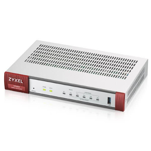 ZyXEL VPN Firewall VPN 50 800Mbit/s hardware firewall