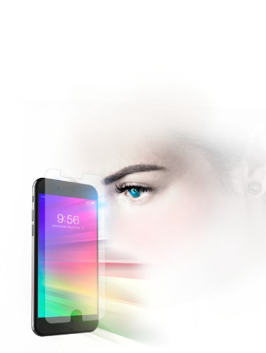 InvisibleShield Glass+ VisionGuard Clear screen protector Mobile phone/Smartphone Apple 1 pc(s)