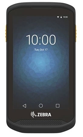 "Zebra TC20 handheld mobile computer 10.9 cm (4.3"") 800 x 480 pixels Touchscreen 195 g Black"