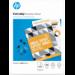 HP 7MV82A papel para impresora de inyección de tinta A4 (210x297 mm) Brillo 150 hojas Blanco