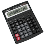 Canon WS-1610T calculator Desktop Display Black
