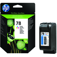 HP 78 Original Cyan,Magenta,Yellow 1 pc(s)