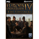 Paradox Interactive Europa Universalis IV: Cossacks Video Game Downloadable Content (DLC) PC/Mac/Linux