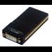 MCL USB2-DVIHR adaptador de cable USB 2.0 DVI-I / VGA Negro