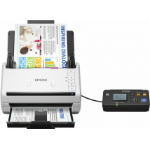 Epson WorkForce DS-530N Sheet-fed scanner 600 x 600DPI A4 White