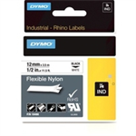 DYMO 12mm RHINO Flexible Nylon Tape D1 label-making tape