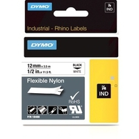DYMO 12mm RHINO Flexible Nylon Tape D1 label-making tape