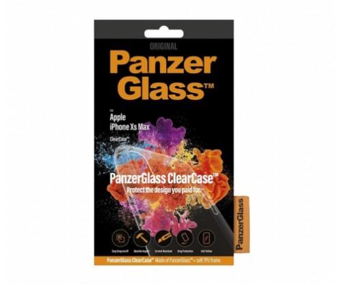 "PanzerGlass 0191 mobile phone case 16.5 cm (6.5"") Cover Transparent"