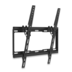 "Manhattan 460941 flat panel wall mount 139.7 cm (55"") Black"