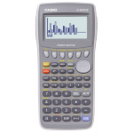 Casio FX-7400GII calculator Pocket Financial Grey