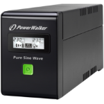 PowerWalker VI 800 SW uninterruptible power supply (UPS) Line-Interactive 800 VA 480 W 2 AC outlet(s)