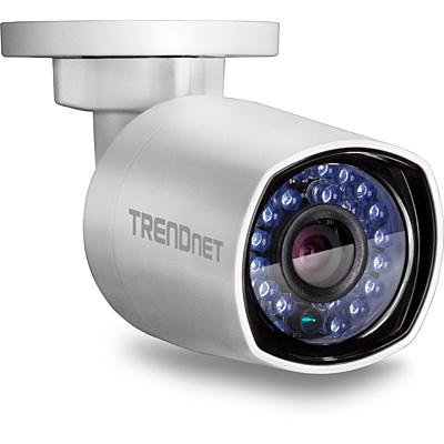 Trendnet TV-IP314PI security camera IP security camera Indoor & outdoor Bullet Ceiling/Wall 2688 x 1520 pixels