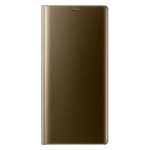 "Samsung EF-ZN950C 6.3"" Flip case Gold"