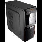 Aerocool V3X Evil Black Edition Midi-Tower Black,Orange computer case