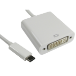 Cables Direct USB3C-DVICAB USB graphics adapter 1920 x 1080 pixels White