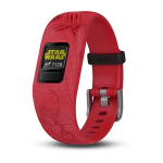 Garmin vívofit jr. 2 Wristband activity tracker Red MIP