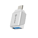 ALOGIC ULCAMN-SLV cable interface/gender adapter USB C USB A Silver