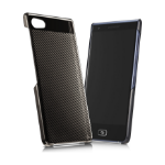 "BlackBerry Motion 5.5"" Shell case Grey, Transparent"