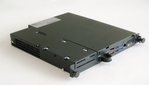 Elo Touch Solution ECMG2B 3GHz i5-4590S 2000g Black
